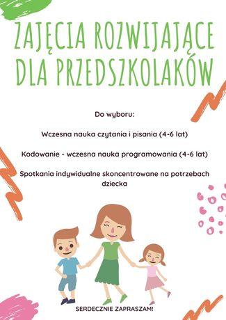Warsztaty dla przedszkolaków