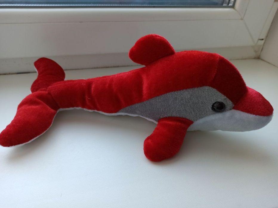 Мягкая игрушка дельфин Одесса - изображение 1
