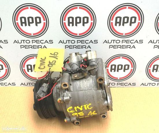 Compressor Ar condicionado Honda Civic 1.6 de 1995
