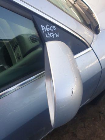 Audi a6c5 lusterko prawe ly7w