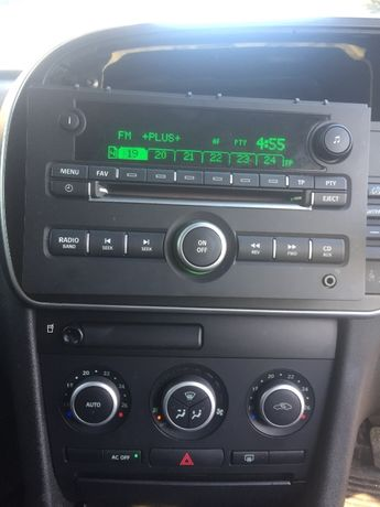 Radio Saab 93 lift odtwarzacz cd Saab 9-3