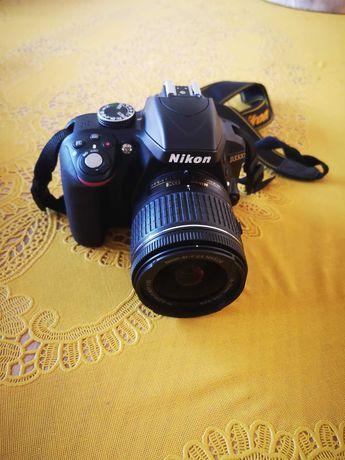 Nikon D3300 + Lente 18-55mm   Fotografia   DSLR [Negociável]