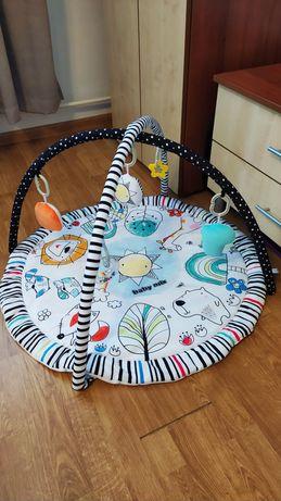 Mata edukacyjna dla niemowląt Baby Mix Paradise
