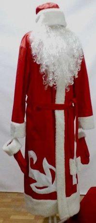 Костюм Діда Мороза,дорослий,новий (костюм Деда Мороза,взрослый,новый)