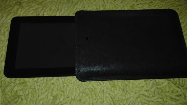 Tablet com  capa