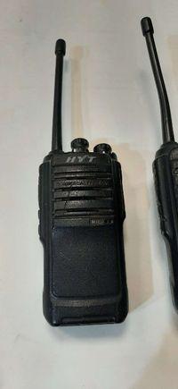 Radiotelefon 2 szt + ładowarki HYT TC-446S -- Lombard madej Gorlice --