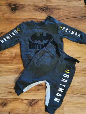 Komplet dla chłopca Batman. Rozm. 62
