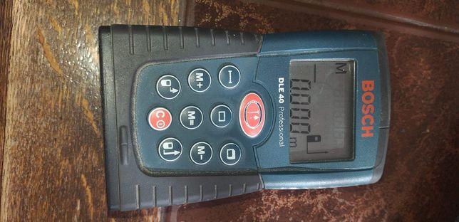Dalmierz laserowy Bosch DLE 40 Professional