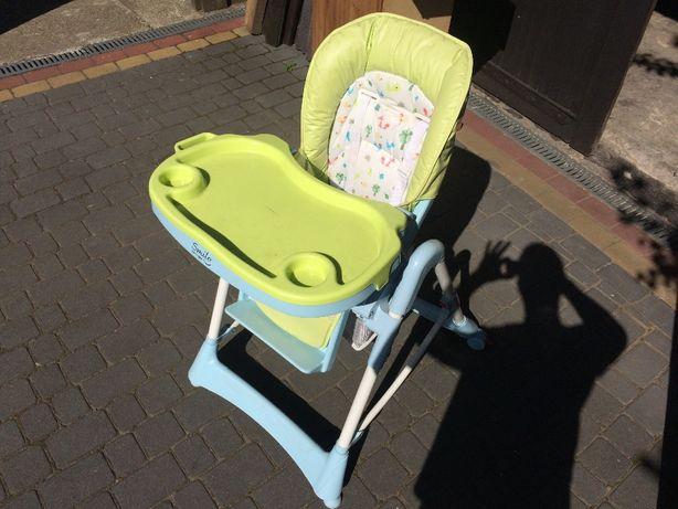 krzeselko do karmienia SMILO nowe