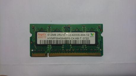 Озу 512mb, 1gb, 2gb DDR2 оперативная память для ноутбука SO-DIMM