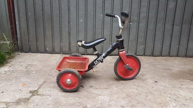 rowerek dla dziecka trójkołowy