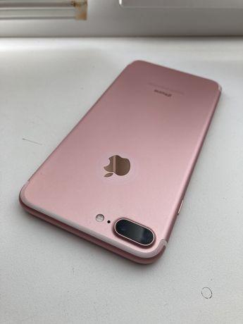 Айфон iPhone apple 7 plus 256 gb 7+ 7плюс rose gold