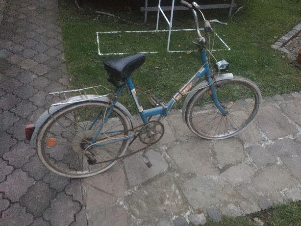 Rower składak zenit z przerzutkami