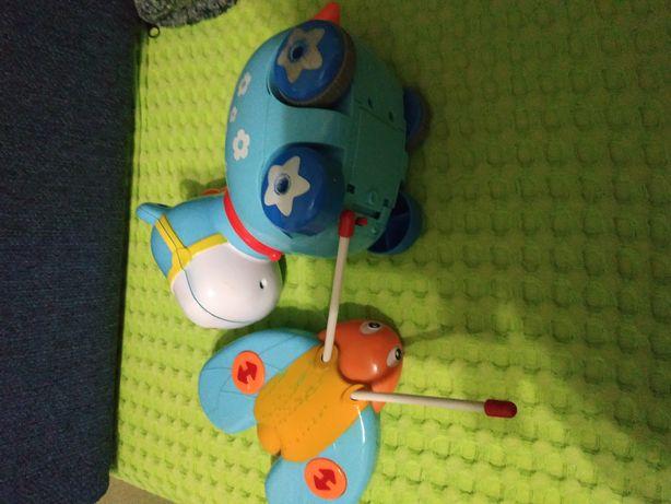 Музыкальный ослик на пульту.Музична іграшка на пульту.