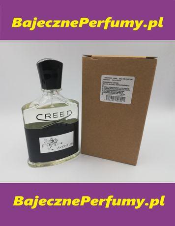 Perfumy CREED Aventus 100ml Tester hit okazja WYSYŁKA pppppp