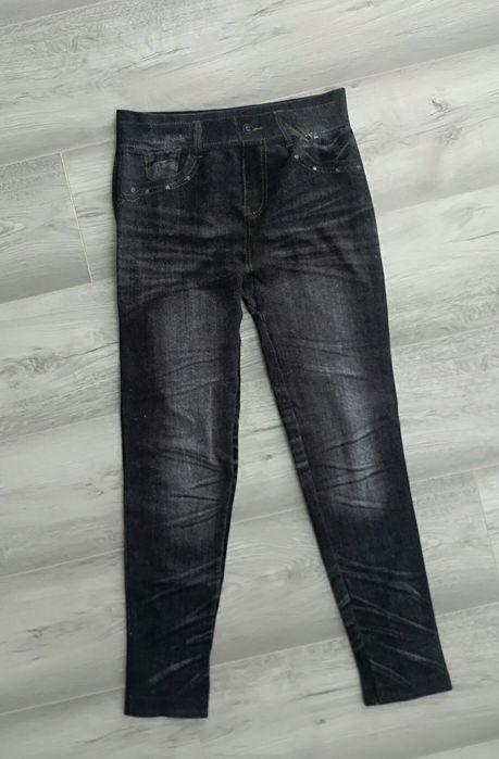 Legginsy spodnie rozmiar L Dębica - image 1