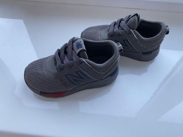 Кросівки дитячі New balance 247 (оригінал) 21 розмір