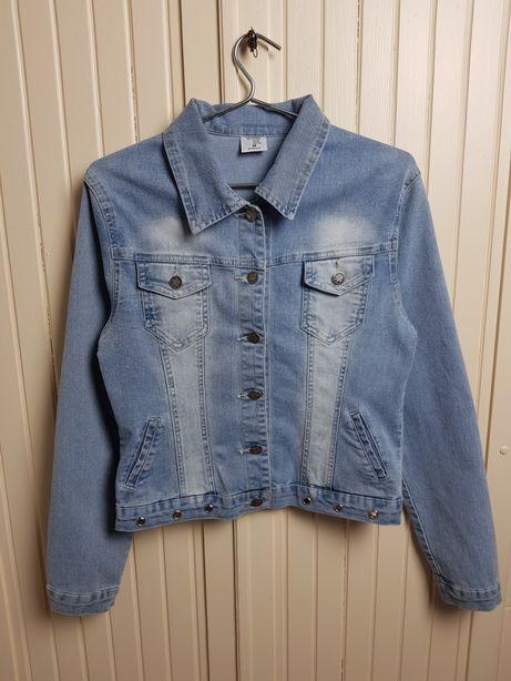 Katana jeansowa dżinsowa 38 M