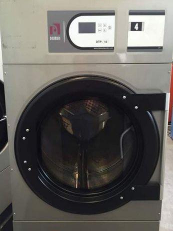 Domus máquina de secar roupa industrial aquecimento eléctrico