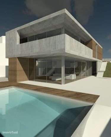 Moradia isolada com piscina e vistas de Rio (V.N.Gaia)