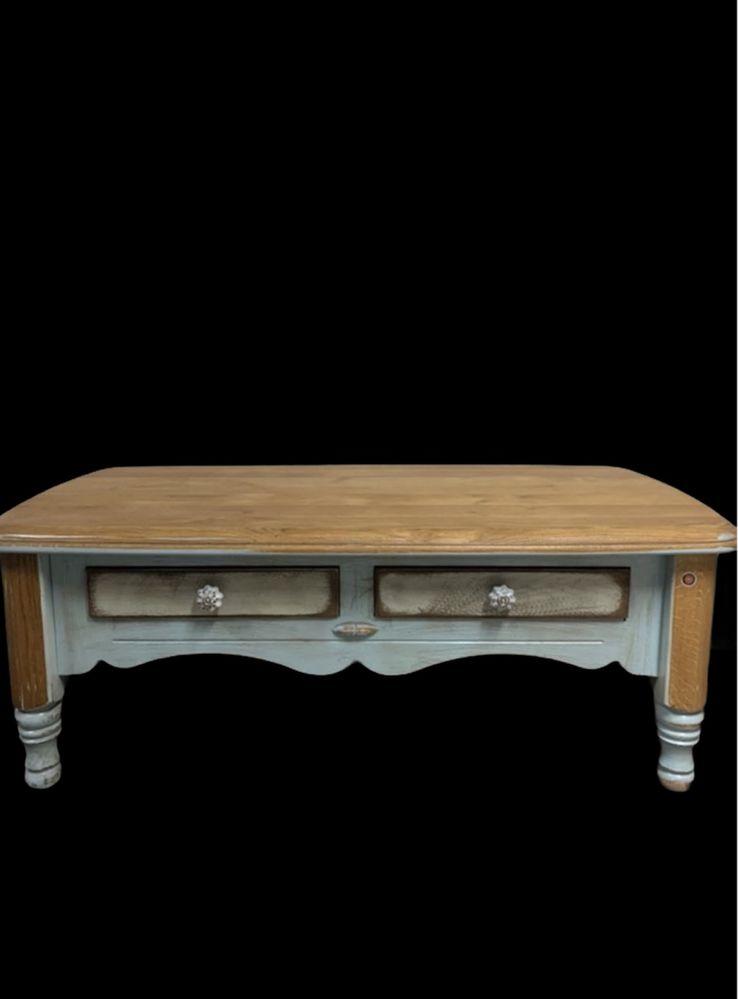 Meblownia Dębowa drewniana ława stół nr149