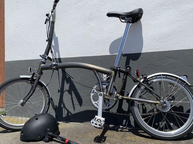 Bicicleta Bompton