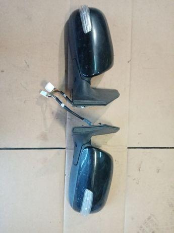 Lusterko prawe lewe elektryczne składane toyota avensis t25 lift 209