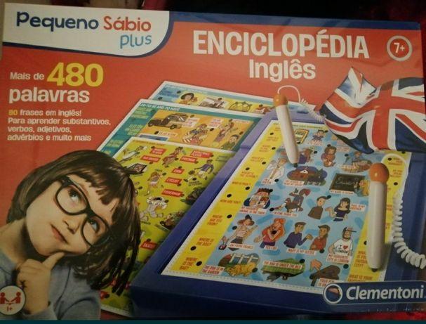 Jogo enciclopédia de inglês