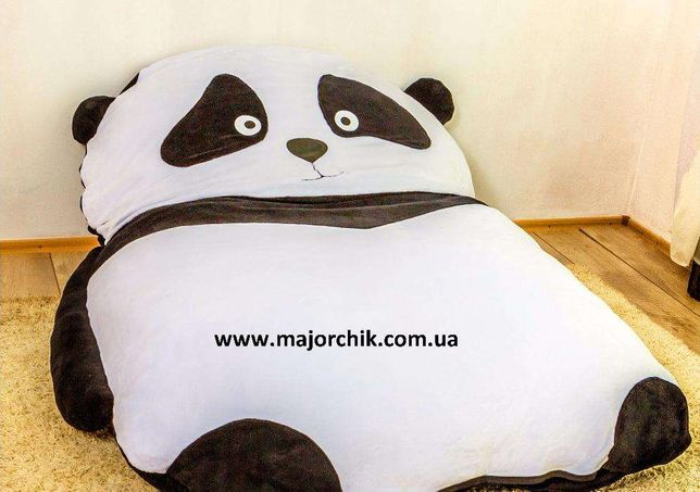 Детская мягкая кровать игрушка Покемон Пикачу, Тоторо Панда подушечки