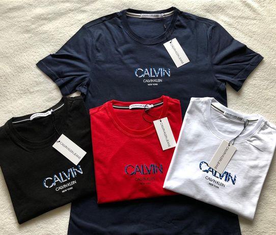 Koszulka męska Calvin Klain Jeans S-XXL