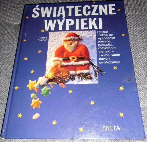 Książka - Świąteczne Wypieki