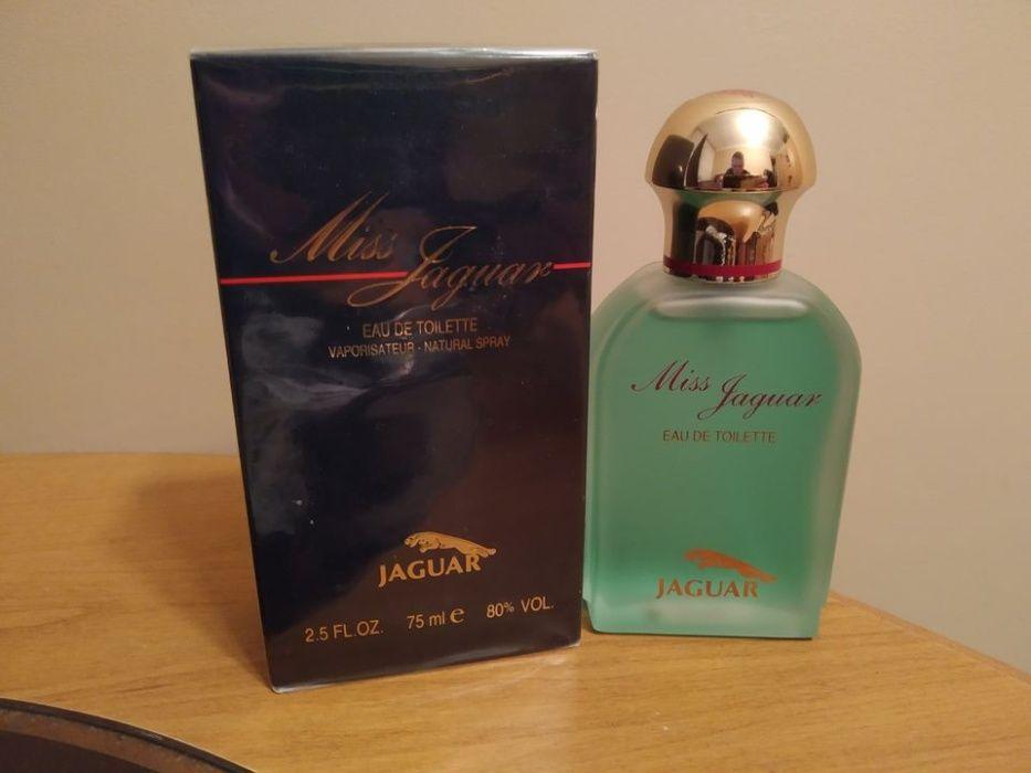 Perfumy Jaguar Miss Jaguar Woda toaletowa EDT 75 ml Kraśnik - image 1