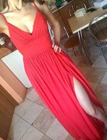 Sukienka długa Lou