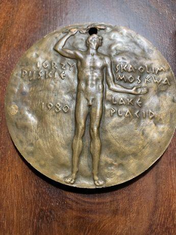 Medal olimpijski Moskwa 1980
