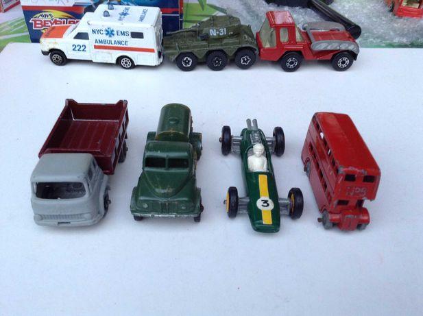 MATCHBOX Lesney Autocarro BUS 35€ - camião Bedford Truck 25€ Austin