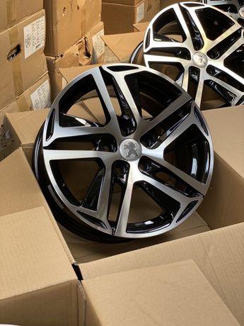 Диски новые R16/5/108 R17/5/108 Peugeot Новые в наличии