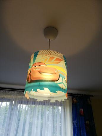 Sprzedam lampę sufitowa zygzak mcqueen
