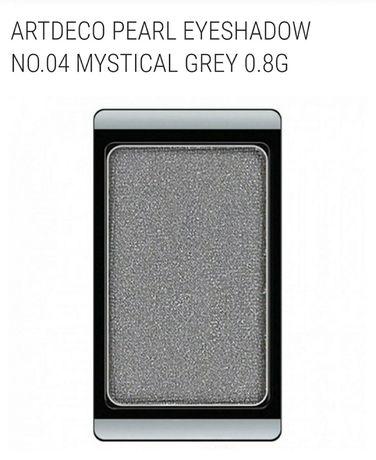 Тени для век ArtDeco Eyeshadow Pearl № 04 Pearly mystical grey