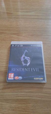 Resident evil 6 PL ps3