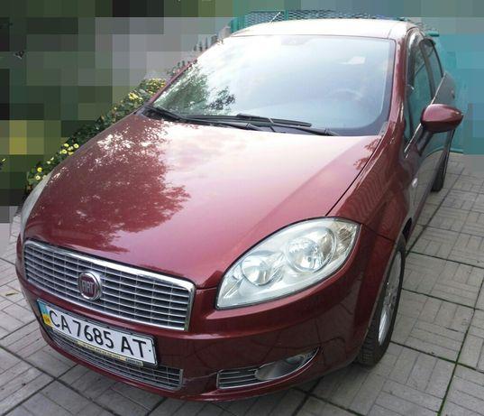 Fiat Linea 2008р 1.4