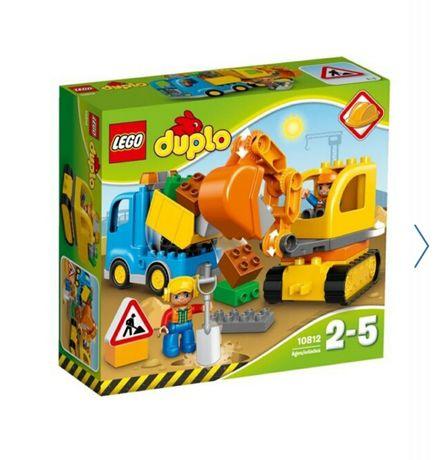 Lego Duplo Грузовик и Экскаватор Лего Дупло