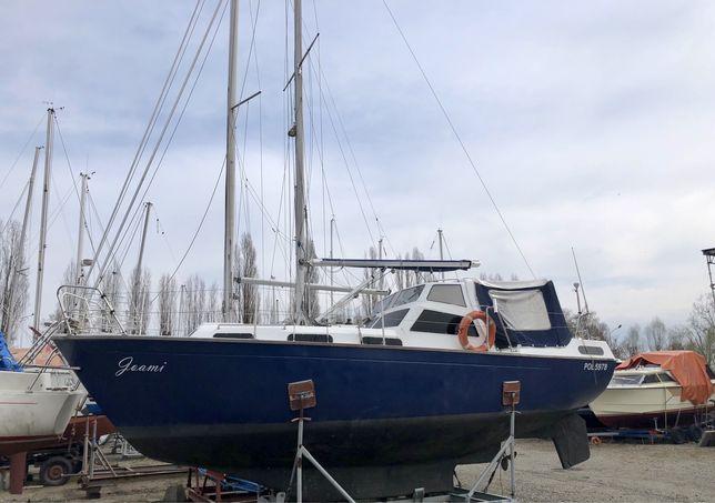 Jacht Żaglowy Pełnomorski 8m