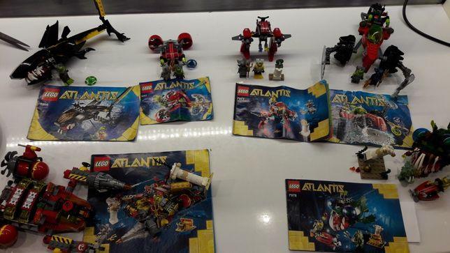 Lego atlantis kolekcja