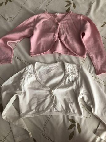 Vendo casaco / bolero menina 2-3 anos
