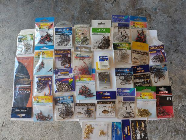Material de Pesca variado