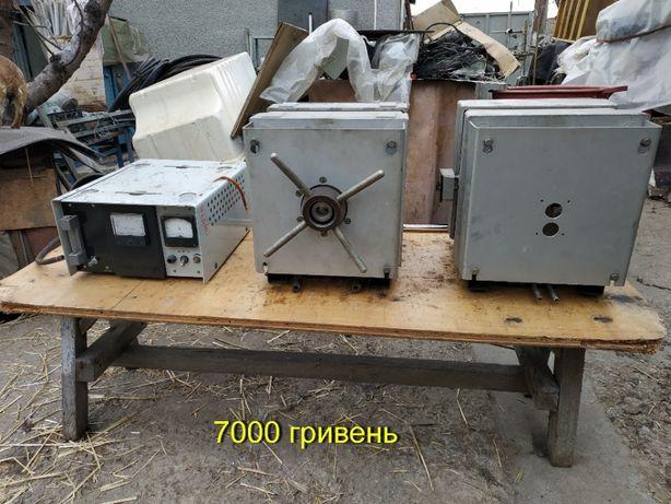 Продам оборудование экспресс анализа углерода+МКР+запчасти за 7000 гри