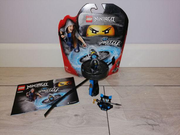 Lego Ninjago 70634 Spinjitzu Nya. OPIS.