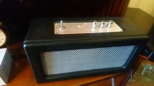 Głośnik bluetooth Retro