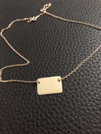 Złoty naszyjnik pr585