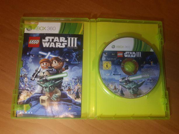 LEGO Star Wars III the clone wars xbox360 Warszawa wola
